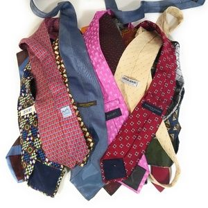 Bundle of 70 Ties Designer Neckties